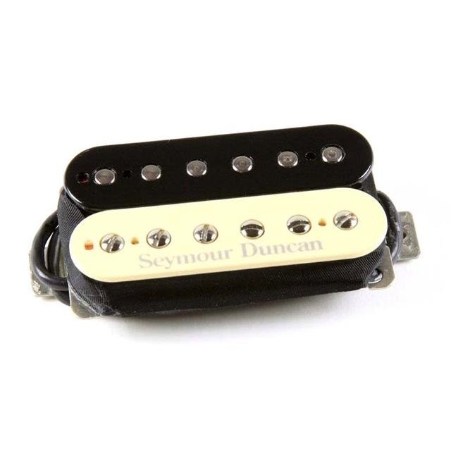 Seymour Duncan SH-4 JB Model Zebra Humbucker Four-Conductor Bridge Guitar Pickup 11102-13-Z