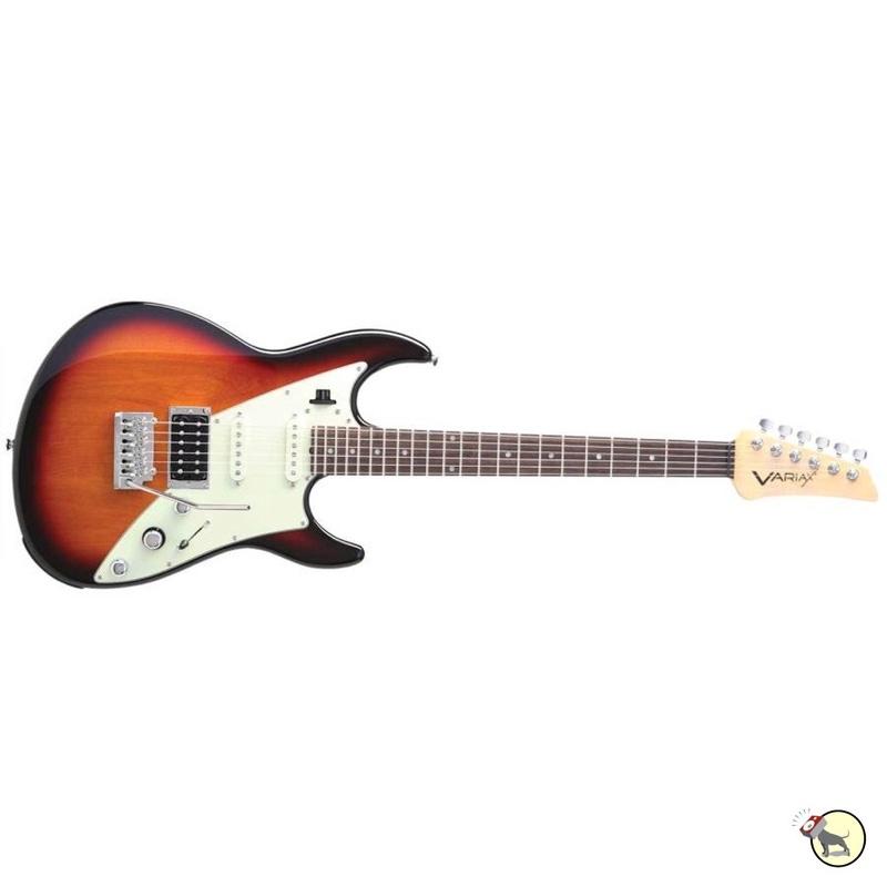 Line 6 JTV-69 James Tyler Variax Electric Guitar 3 Tone Sunburst
