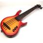 Kala U-Bass Sub 4-String Fretted Ukulele Bass with Gig Bag - 2-Tone Cherryburst