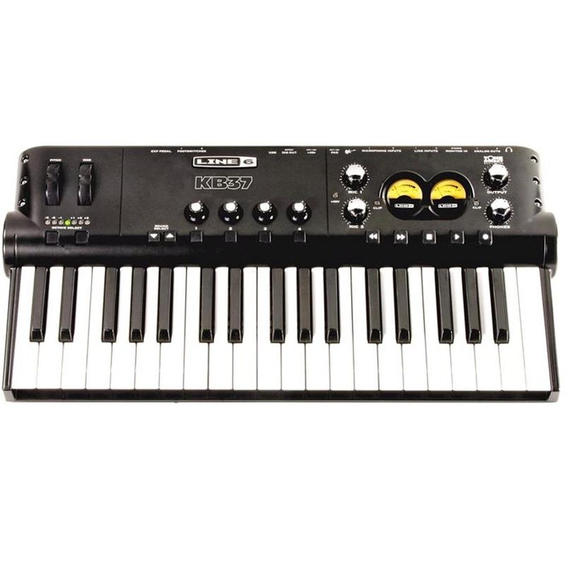Line 6 POD Studio KB37 Keyboard USB Audio Recording Interface w/ Farm Plug-in