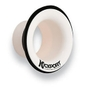 Kickport 2 International KickPort Bass Drum Port Insert - White