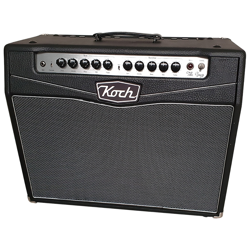 Koch Amps The Greg Signature Limited Black Edition Guitar Amp Combo Amplifier, 50w, 2x10