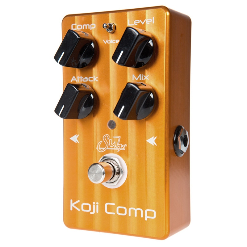 Suhr Koji Comp Compressor Guitar Effects Pedal