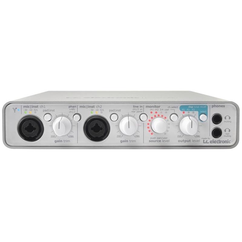 TC Electronic Konnekt 24D Firewire Audio Interface (B-STOCK)