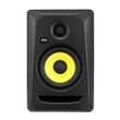 KRK CL5G3 RP5G3 Classic Rokit 5 5'' Powered Active Studio Monitor, Black & Yellow