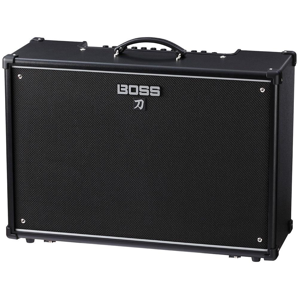 pitbull audio boss katana 100 212 100 watt 2x12 guitar combo amplifier. Black Bedroom Furniture Sets. Home Design Ideas