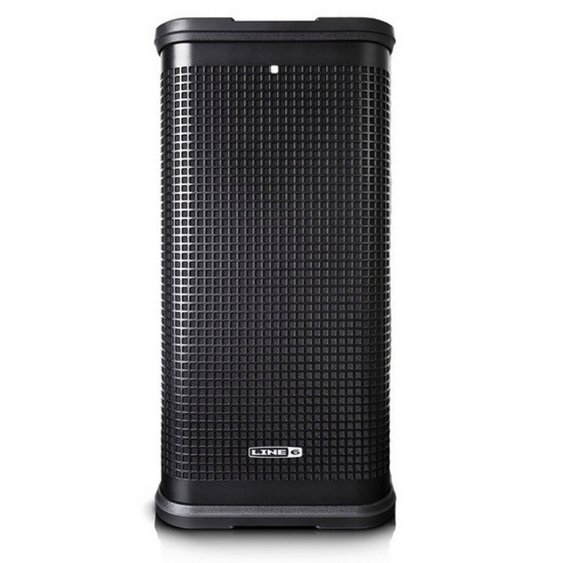 Line 6 Stagesource L2M 2-Way 800-Watt Powered Smart Loudspeaker Bi-Amped Speaker