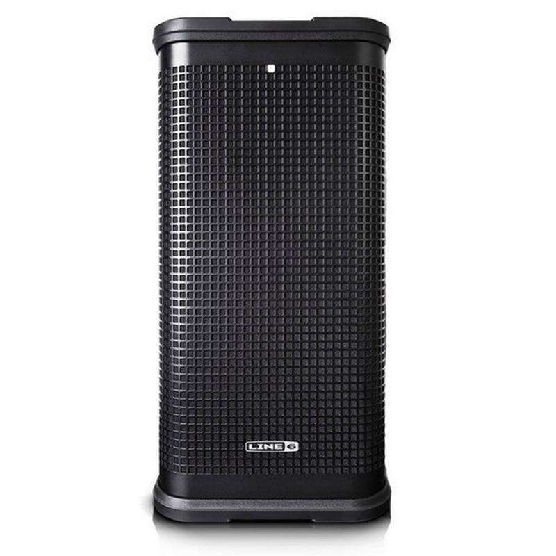 Line 6 Stagesource L2M 2-Way 800-Watt Powered Smart Loudspeaker Bi-Amped Speaker