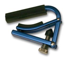 Shubb L9 Lite Ukulele Capo (Blue)