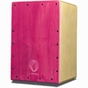 La Rosa Percussion LRPB004JNP Cajon (Junior Pink)