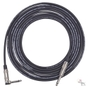 Lava Cable LCMG15R Magma 15-Feet Straight to Right Angle Instrument Cable