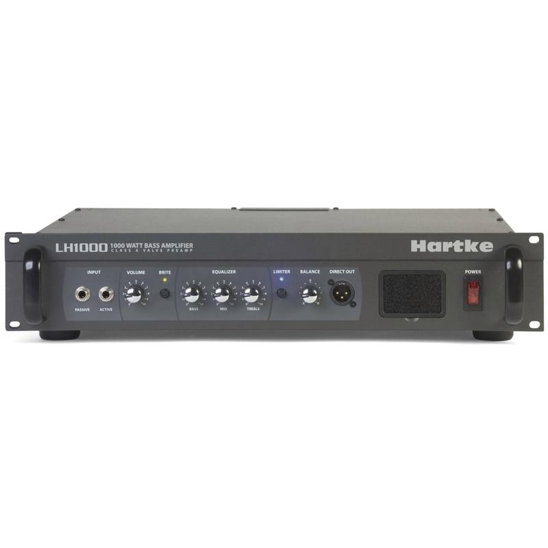 Hartke LH1000 Bass Amplifier Head