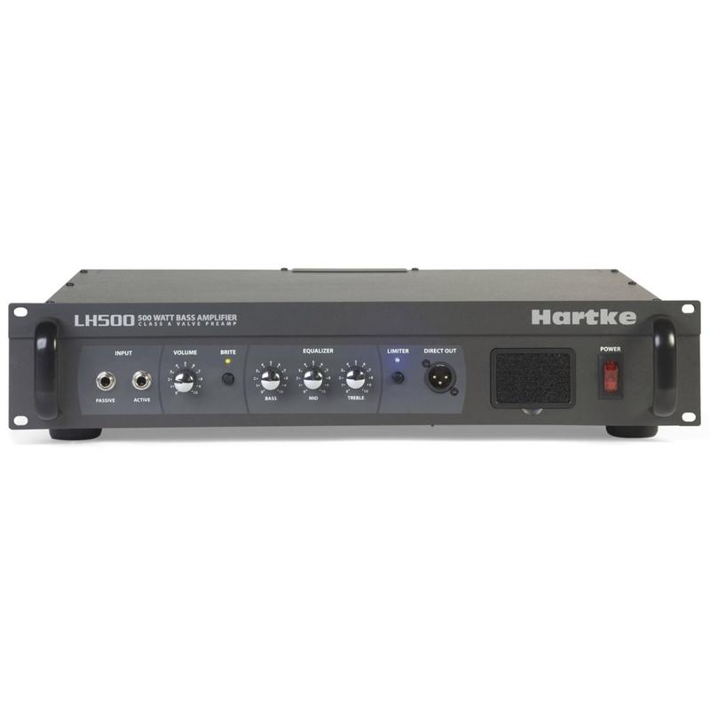 Hartke LH500 Bass Amplifier Head