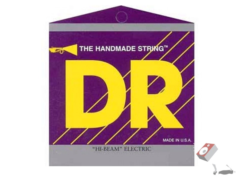 DR Strings BTR-10 HI-BEAM Big & Heavy Electric Guitar Strings (10-52)