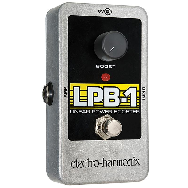 Electro-Harmonix LPB-1 Nano Linear Power Boost Guitar Effect Pedal