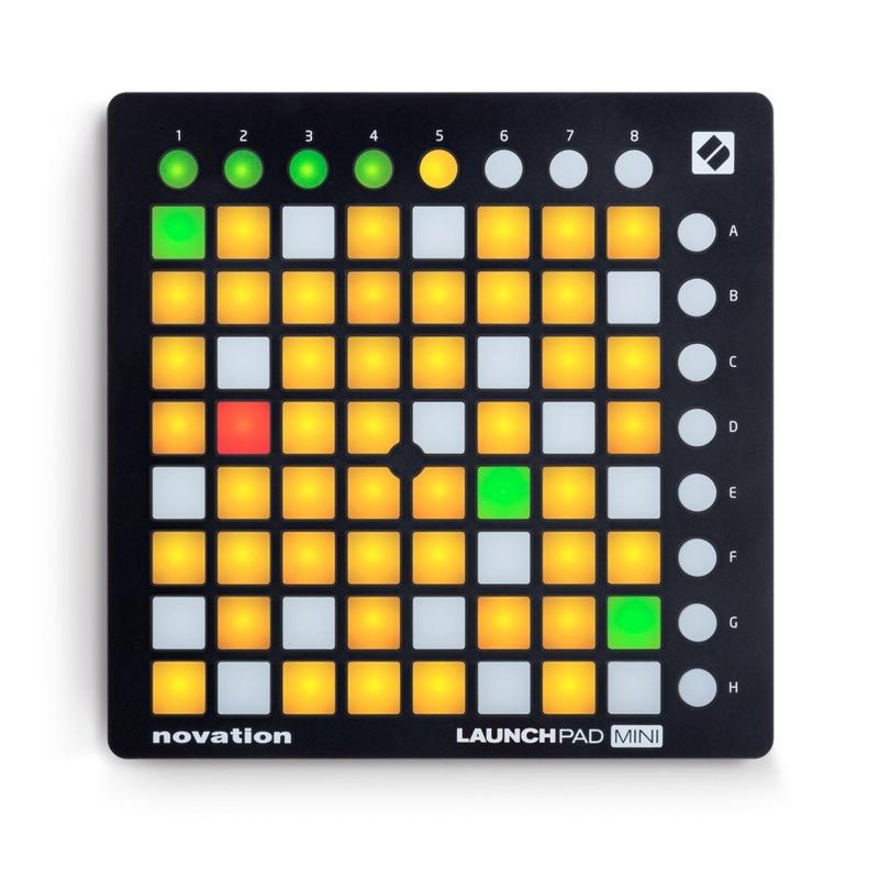 Novation Launchpad Mini MK2 Controller