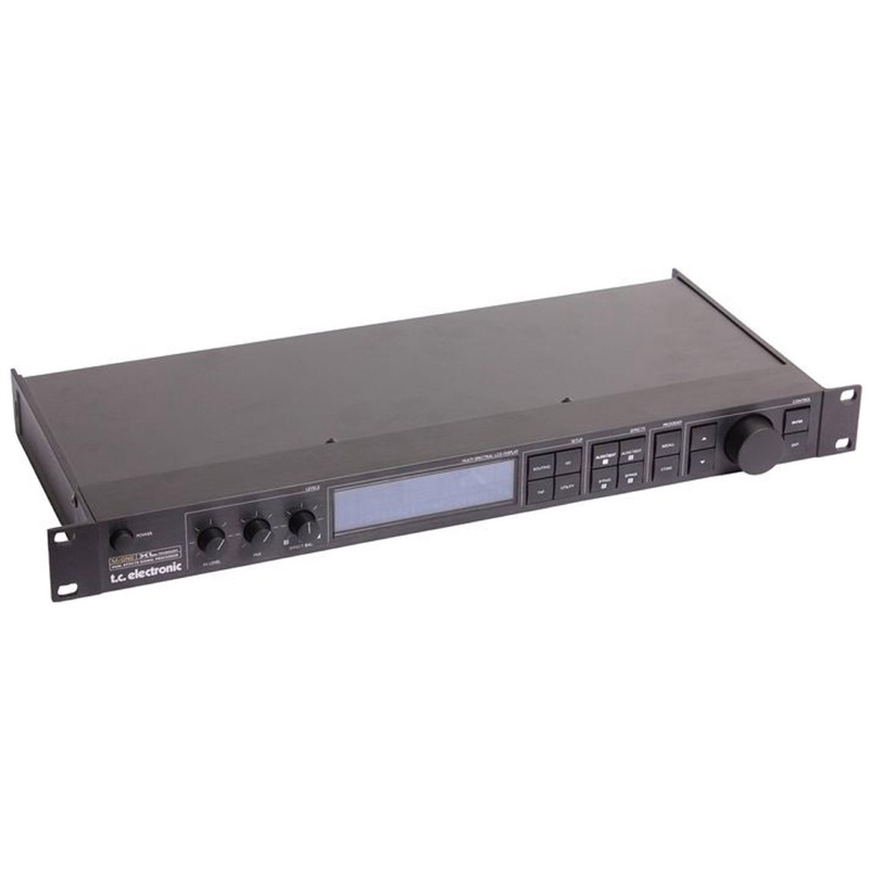 TC Electronic M-One XL Dual Effects Signal Processing Rack Unit  (B-STOCK)