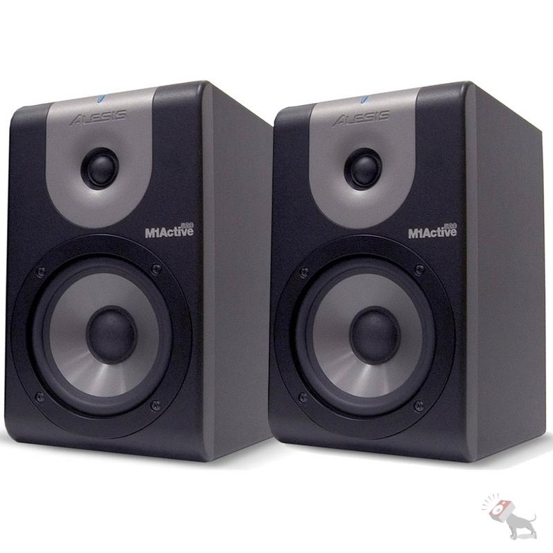 ALESIS M1 Active 520 75-Watt Active Monitors