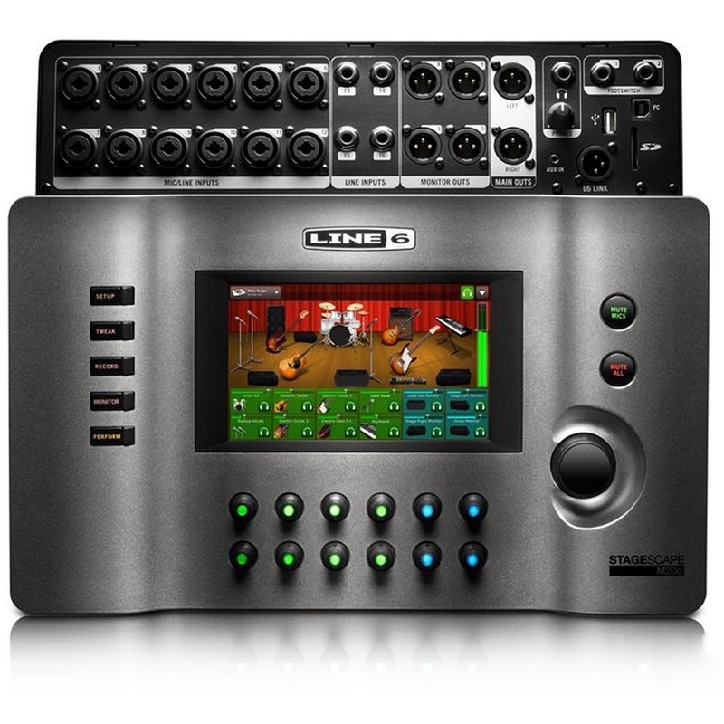 Line 6 Stagescape M20D 20-Input Touchscreen Interface Live Sound Digital Mixer