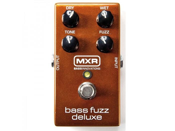 MXR M84 Deluxe Bass Fuzz Effects Pedal