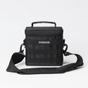Magma Cases 45 Record-Bag 50, 7-Inch Record Case, Holds 50 Records, Black/Khaki