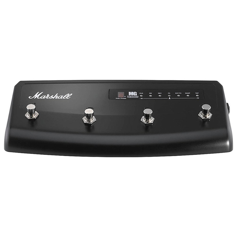 Marshall PEDL-90008 Stompware Pedal (for MG15FX, MG30FX, MG50FX, MG101FX)
