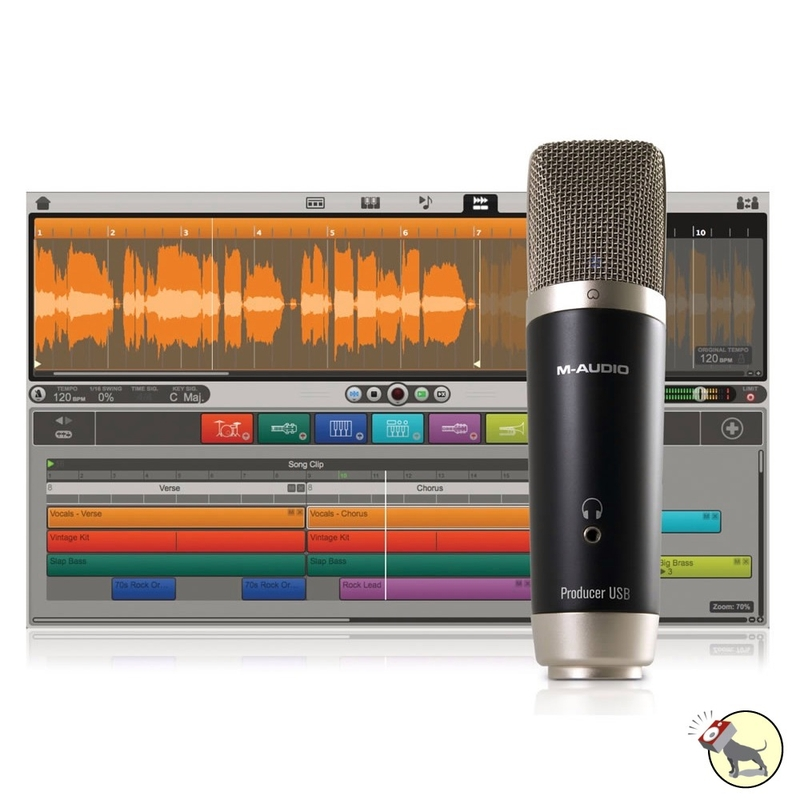 M-Audio Vocal Studio Personal Recording Studio