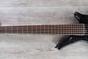 Mayones Comodous Classic 6, 6-String Bass, Liquid Black, Eye Poplar Top, Aguilar Electronics