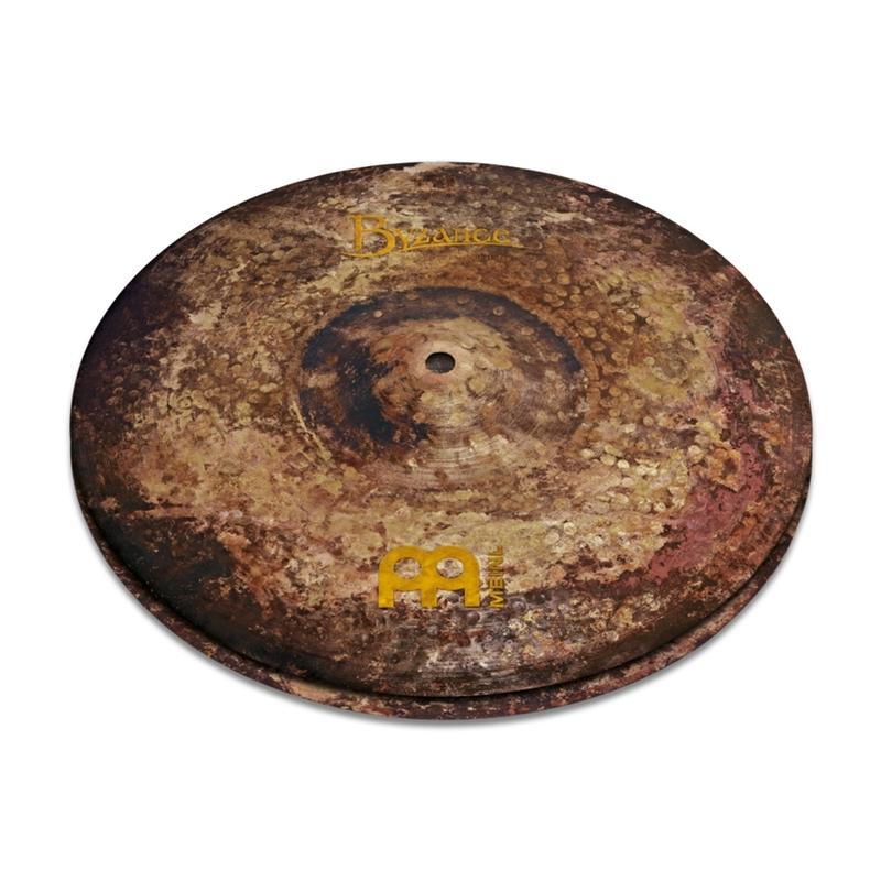 "Meinl B16VPH Byzance Vintage Pure Hi-Hat Pair - 16"""