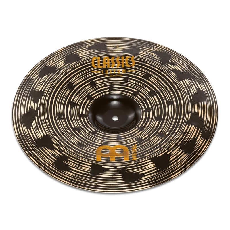 Meinl CC18DACH Classics Custom Dark China Cymbal - 18""