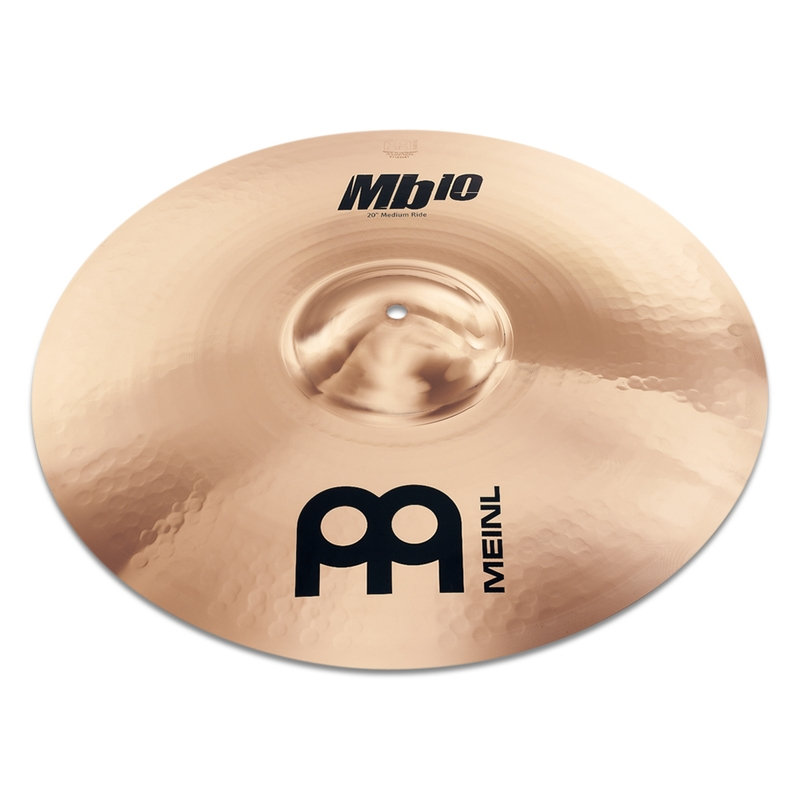Meinl USA MB10-20HR-B MB10 Heavy Ride Cymbal, 20''