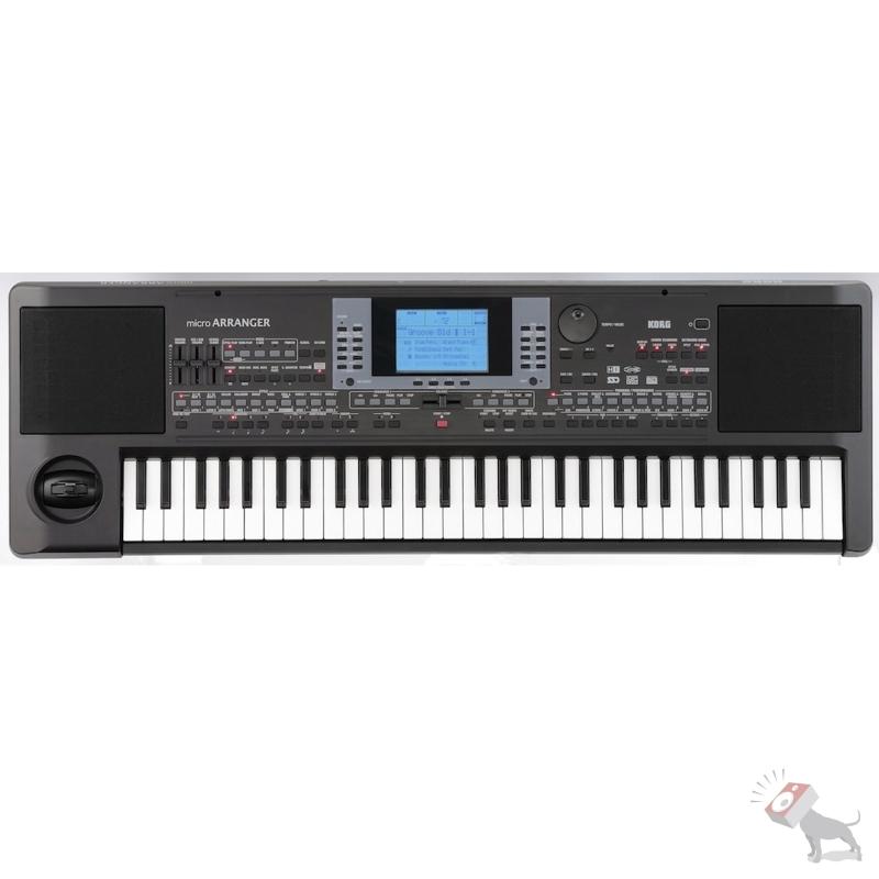 Korg Micro Arranger 61-Key Keyboard MicroArranger Pro Synth Composition MAR1