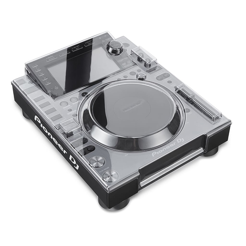 Mixware Decksaver Polycarbonate Cover for Pioneer CDJ-2000 Nexus 2