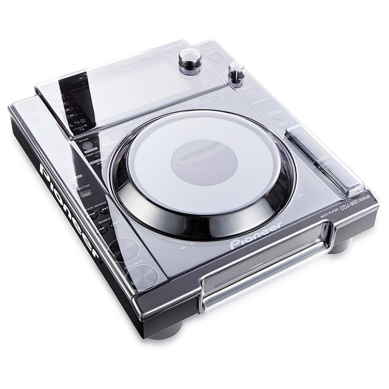 Mixware Decksaver Polycarbonate Cover for Pioneer CDJ-900 Nexus