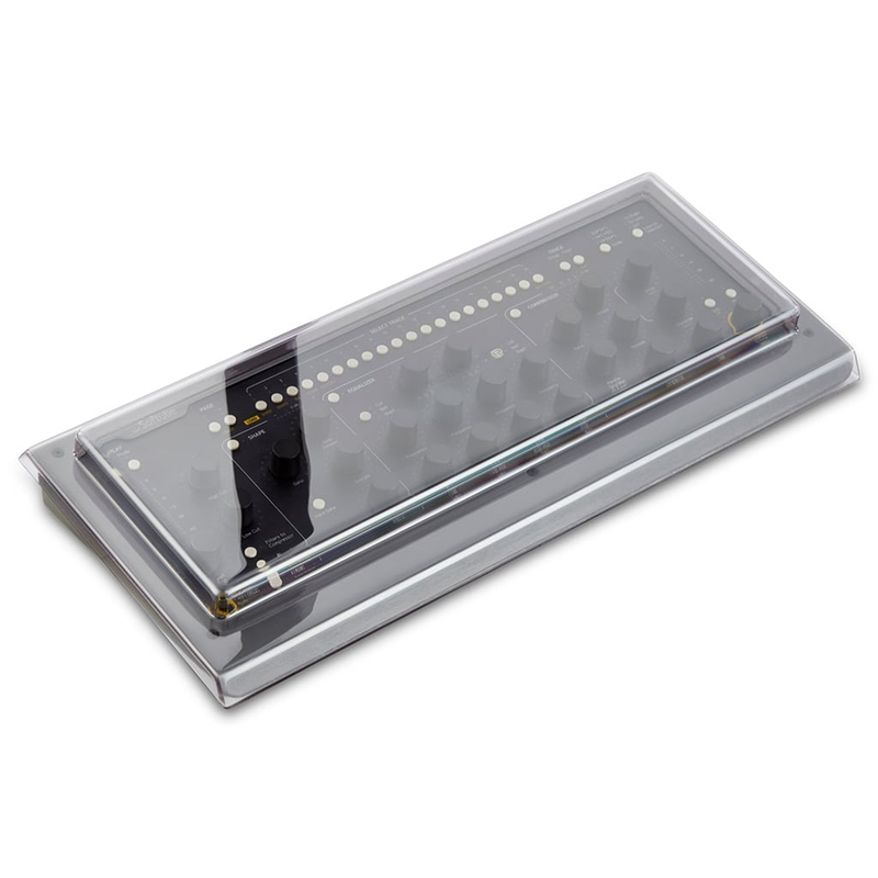 Mixware Decksaver Polycarbonate Cover for Softube Console 1