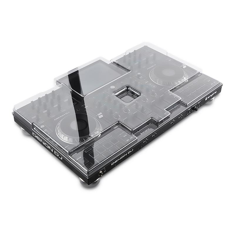 Mixware Decksaver Polycarbonate Cover for Denon Prime 4