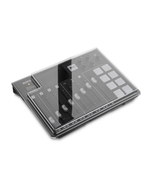 Mixware Decksaver Rode Rodecaster Pro Polycarbonate Protective Cover, Smoked