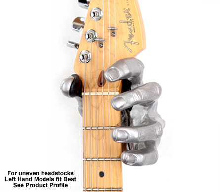 Guitar Grip GS-1 Series Standard Guitar Hanger (Metal Mayhem)