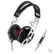 Sennheiser Momentum Media Performance On-ear Leather Headphones (Black)