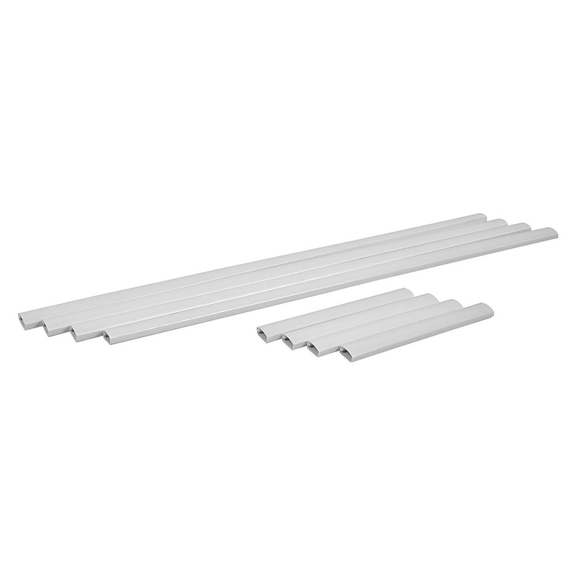 Monoprice 8288 Cable Management Kit in White