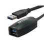 Monoprice 9470 USB 3.0 A Male to A Female Active Extension Cable (15 ft)