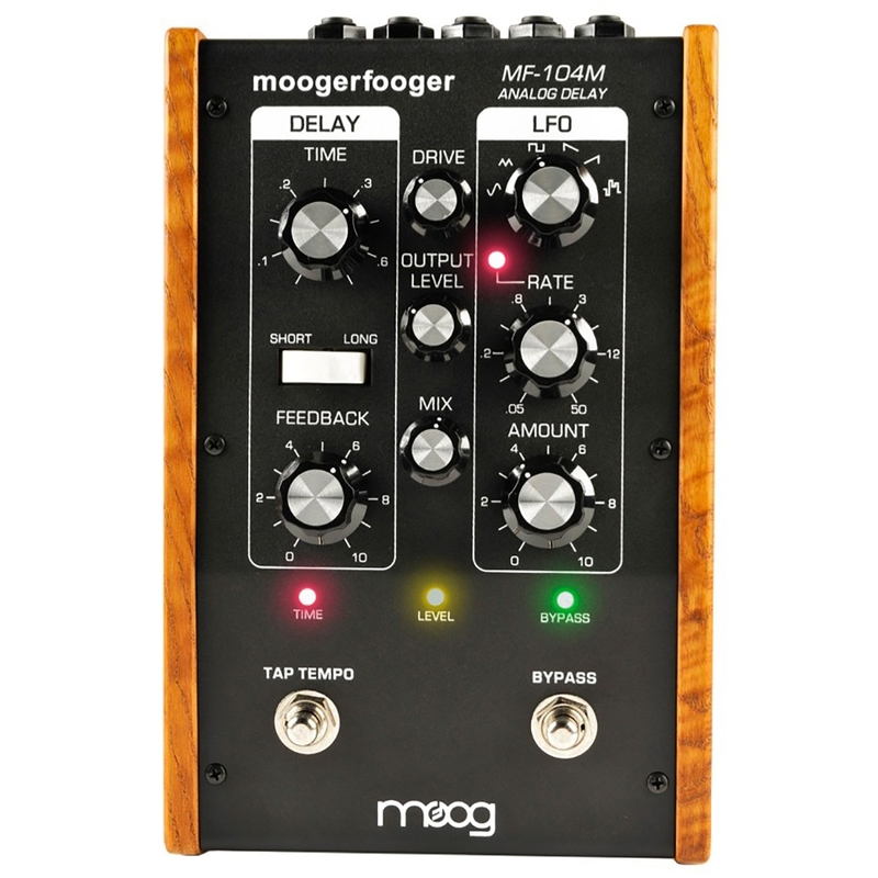 Moog MF-104M Moogerfooger Analog Delay