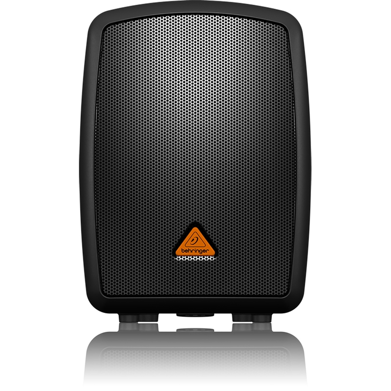 Behringer MPA40BT All-in-one PA System with 4-channel Mixer and Bluetooth Connectivity