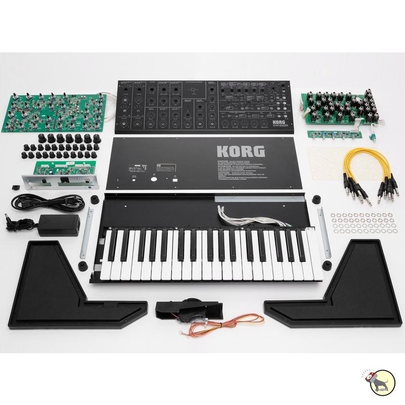 Korg MS-20 Kit Analog Synthesizer