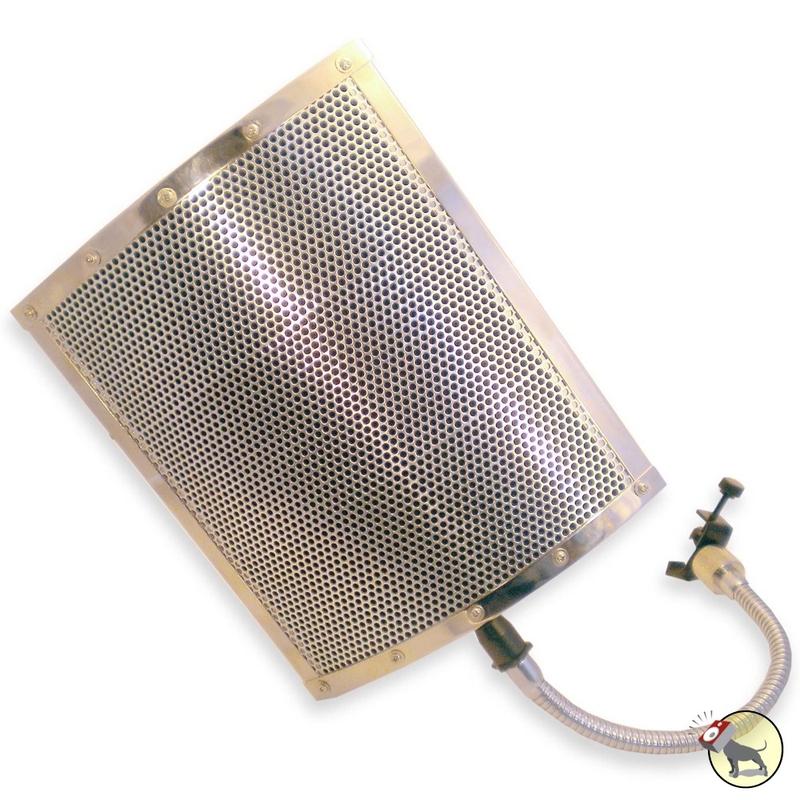 Nady MSI-10 Instrument Microphone Sound Isolator