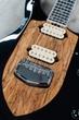 Ernie Ball Music Man BFR Ball Family Reserve Majesty Electric Guitar-Steak House Blue