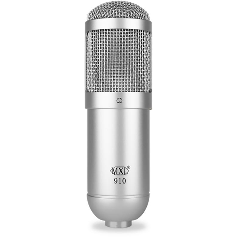 MXL 910 Voice / Instrument Medium Diaphragm Cardioid Condenser Microphone