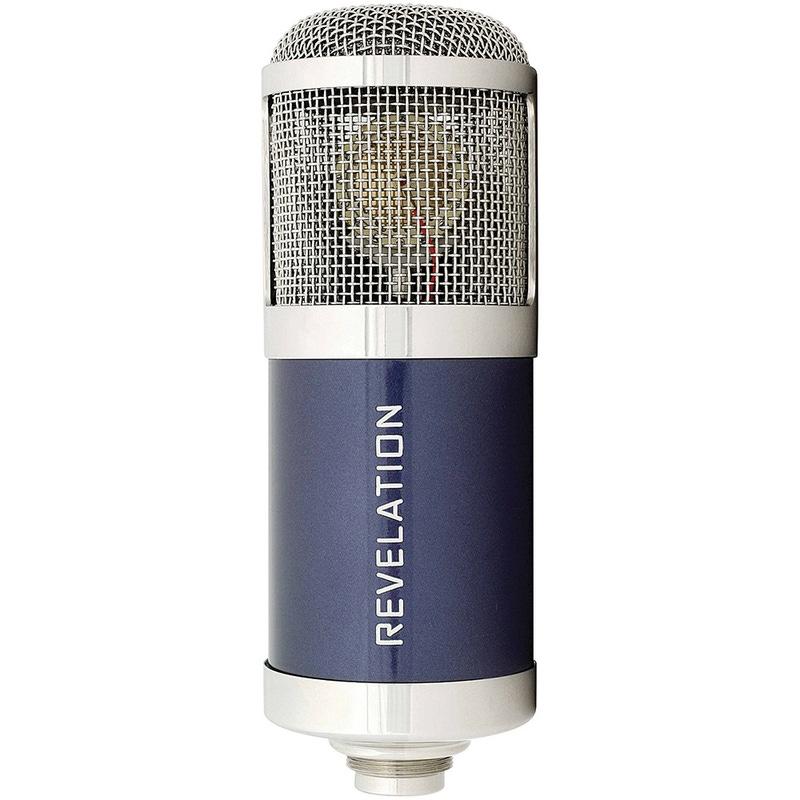 MXL Revelation Variable Pattern Tube Microphone