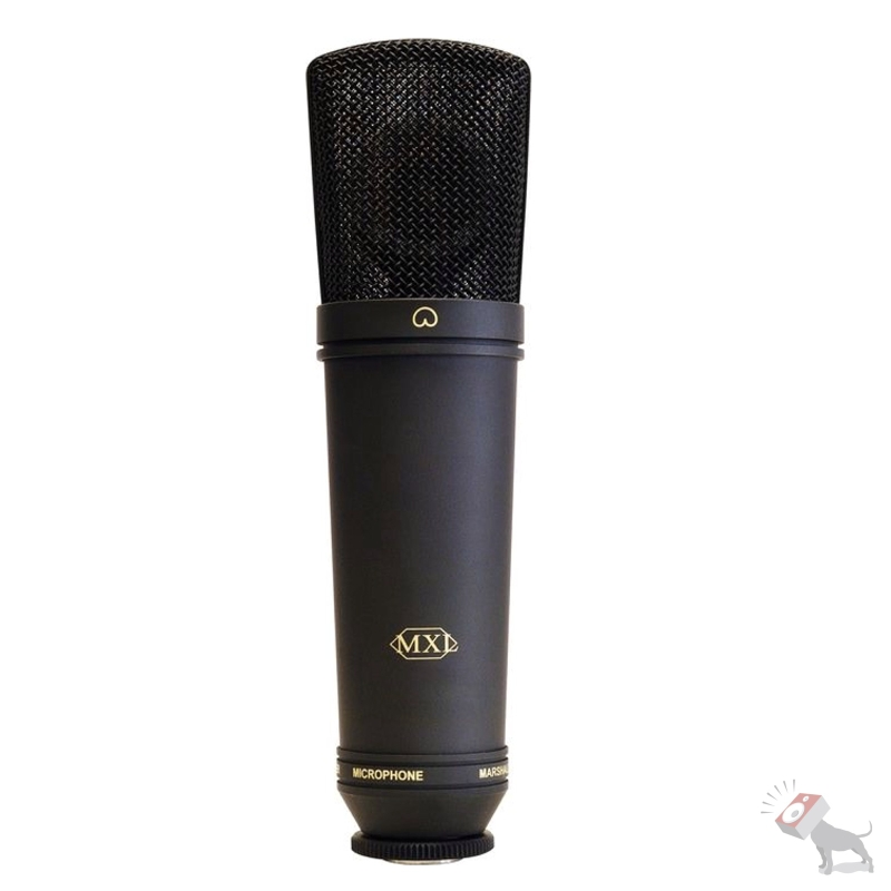 MXL 2003A Vocal Instrument Studio Condenser Microphone with Shock Mount