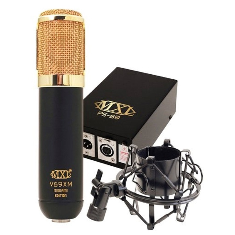 MXL V69XM Mogami Edition Vacuum Tube Condenser Microphone (Default)